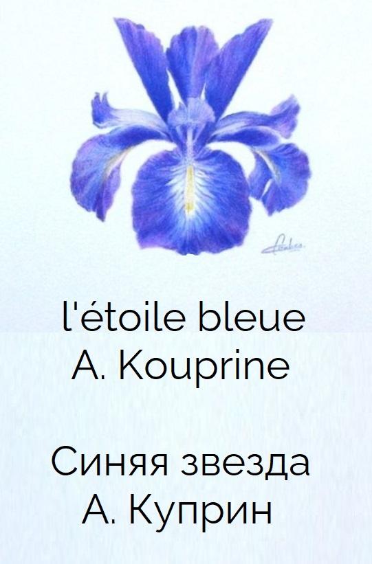 L'étoile bleue - Alexandre Kouprine