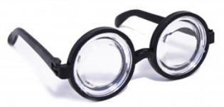 Petites nouvelles russes - Lunettes aux verres épais