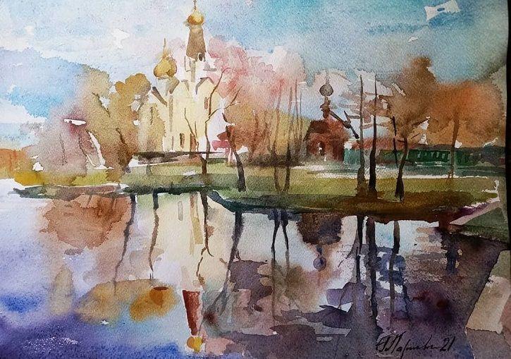 Petites nouvelles russes - Blocus de Léningrad - Monastère de Cestroretsk